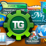 Logo Designs By Teej © Tradnux 2011