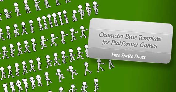 Featured Image for Sprite Sheet Char Base Template