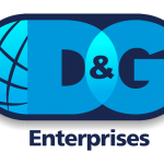 Logo Design D&G Enterprises by Teej © Tradnux 2011