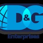Logo Design D&G Enterprises by Teej © Tradnux 2011
