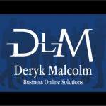 Logo Design for Deryk Malcolm and Co. by Teej © Tradnux 2011