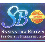Logo Design for Ms. Samantha Brown by Teej © Tradnux 2011