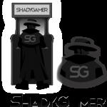 Logo Design for Shady Gamer Site by Teej © Tradnux 2011