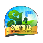 Logo Design for Ms. Sherry Le by Teej © Tradnux 2011