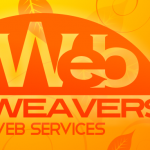 Logo Design Version 2 for Phil. Web Weavers by Teej © Tradnux 2011