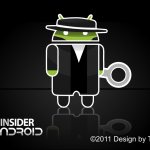 Logo Design v1 for ShadyGamer's Insider Android by Teej © Tradnux 2011