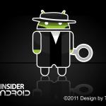 Logo Design v1 for ShadyGamer's Insider Android by Teej © Tradnux 2011