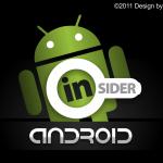 Logo Design v2 for ShadyGamer's Insider Android by Teej © Tradnux 2011