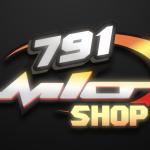 Logo Design for Mr. Ryan Mio Shop by Teej © Tradnux 2011