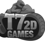 logo Design by Teej for T72D Games