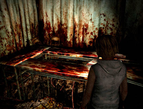 Bloody Room in SH3