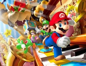 Mini Games Mario Party